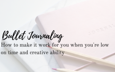 Busy Mom's Guide to Ugly Bullet Journaling